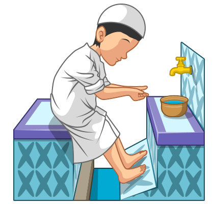 wudu learn salaah hand washing clip art happy birthday hand washing clip art free